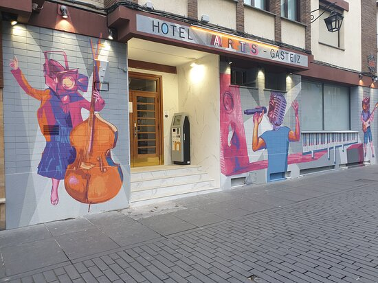 Hotel Arts-Gasteiz