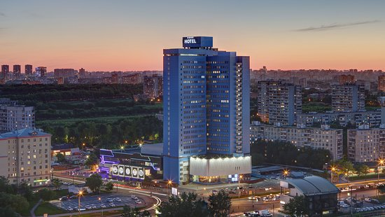 PARK TOWER HOTEL $29 ($̶6̶2̶) - Prices & Reviews - Moscow, Russia - Tripadvisor