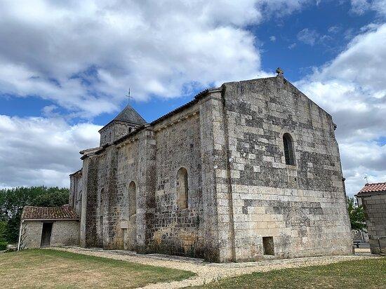 Eglise Sainte-Eugénie