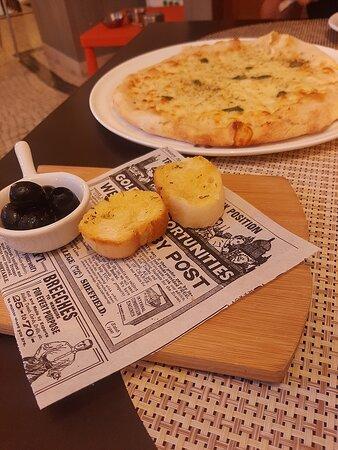Recomendo a quem procura e gosta de uma gastronomia italiana