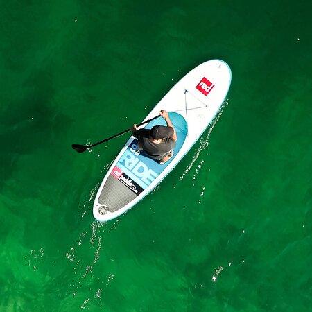 Bovec Paddleboarding