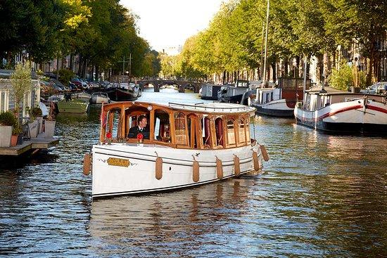 The Tourist Salon Boat