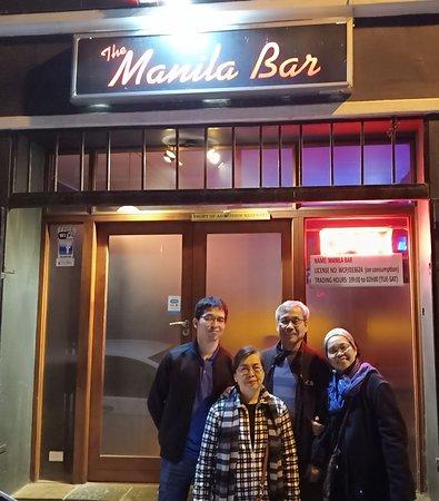The Manila Bar