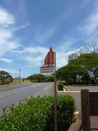 Puunene, Hawái: Historic place marker, Alexander & Baldwin Sugar Museum