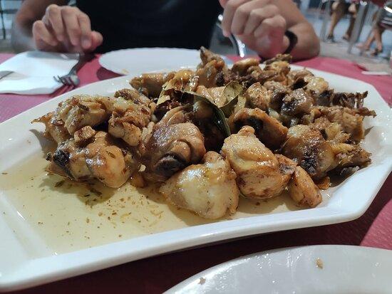 Sotillo de la Adrada, Espanha: Cafe Bar Linares