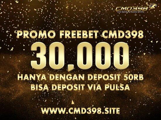 Dapatkan Segera Promo Bonus New Member 100 Hingga Freebet Gratis 17rb Di Situs Cmd398 Agen
