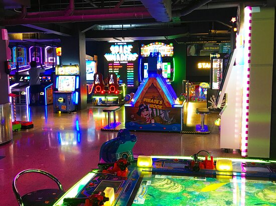 A constantly changing line up of the biggest arcade game selection in Auckland