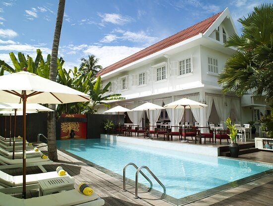 โรงแรมเมซอง สุวรรณภูมิ