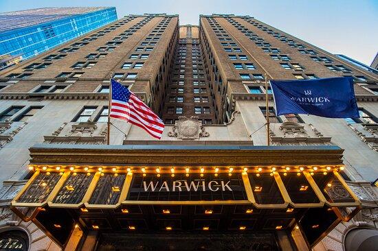 WARWICK NEW YORK (New York City) Hotel anmeldelser