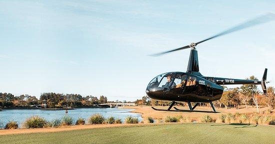 Helicopter Flights Australia