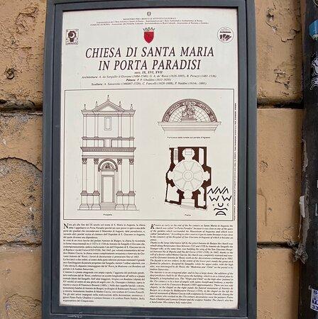 Chiesa di Santa Maria Portae Paradisi
