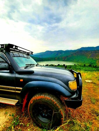 Check out our beautiful cars awaiting to take you on safari very soon through East Africa!