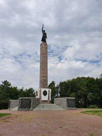 Chekist Monument
