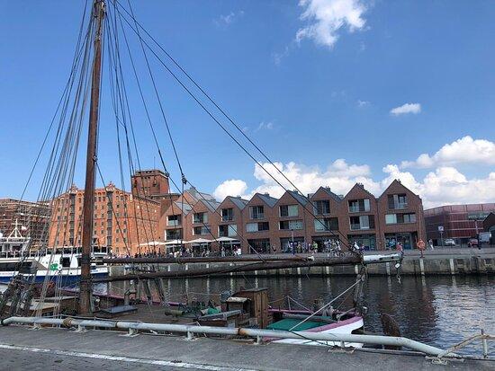 Alter Hafen Wismar照片