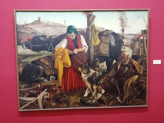 Art Gallery Nikola Petrov