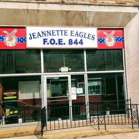 Jeannette Eagles