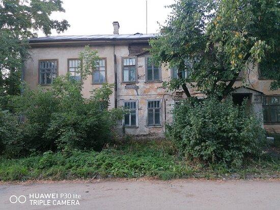 Residential House  of  M.M.   Kudryavtsev