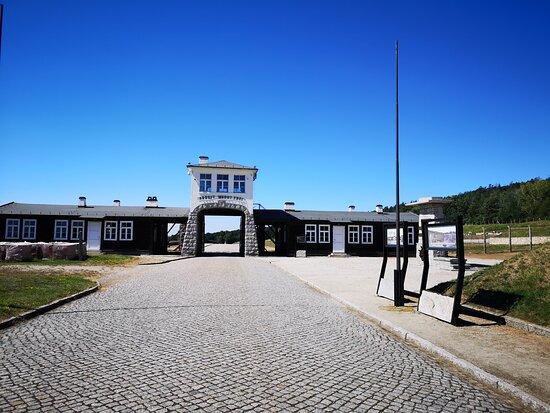 Western Poland, Ba Lan: Gross-Rosen Museum in Rogoznica