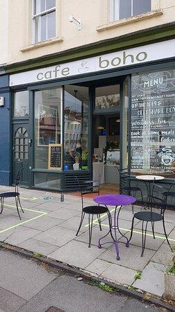 Cafe Boho
