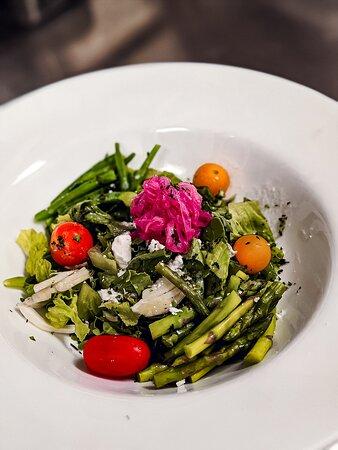 The Carmichael Salad