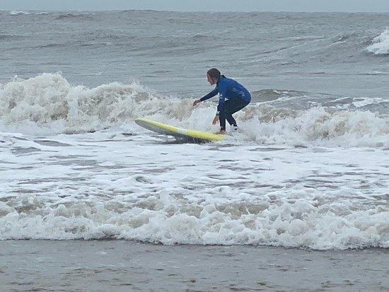 Brittas Bay Surf School