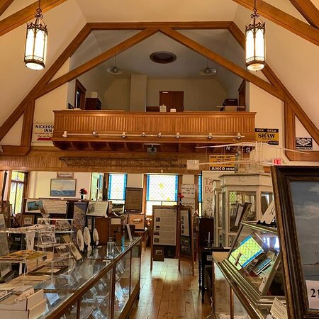 Pentwater Historical Society Museum
