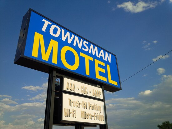 Boise City, OK: AAA advertised, but not respected.