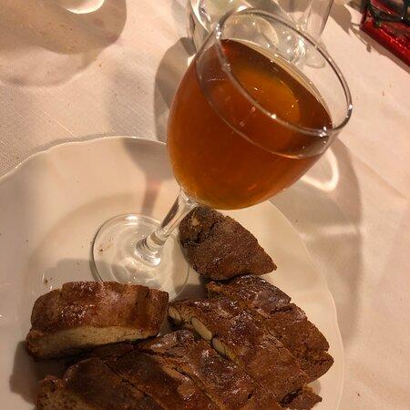 Spettacolare cena Toscana