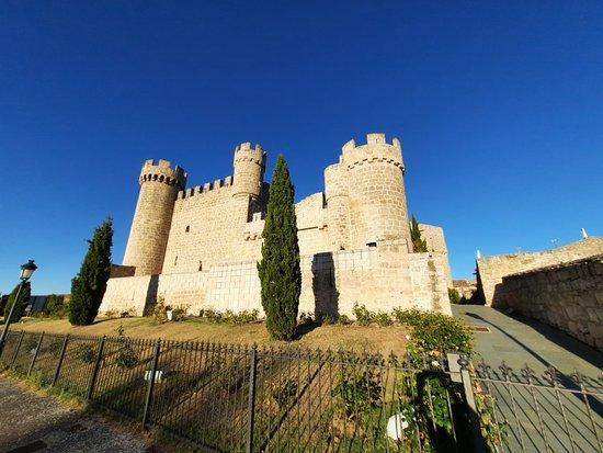 Castle of Olmillos de Sasamón