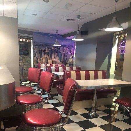Skyline diner Photo
