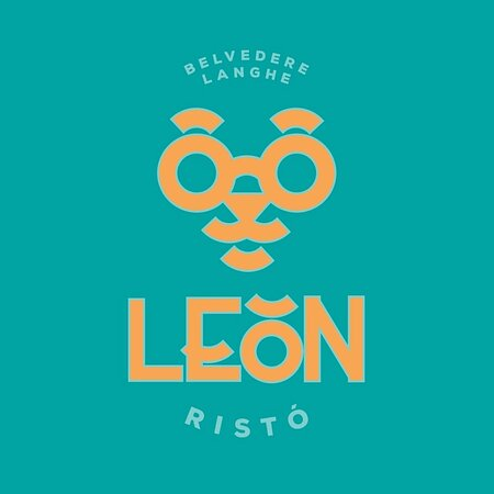 Belvedere Langhe, Italia: Logo Leòn Ristò