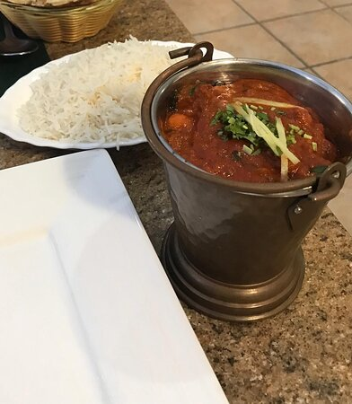 Great new Indian Restaurant!