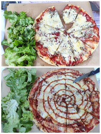 Exceptionnel, pizza vraiment extra