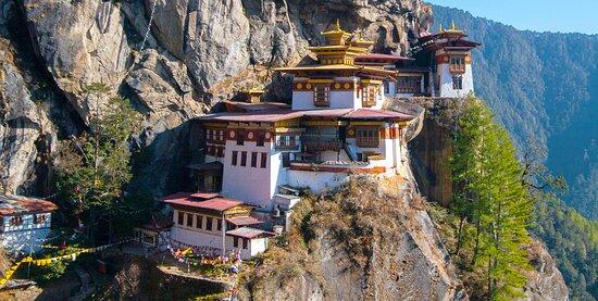 Tiget Nest Monastery in Bhutan!