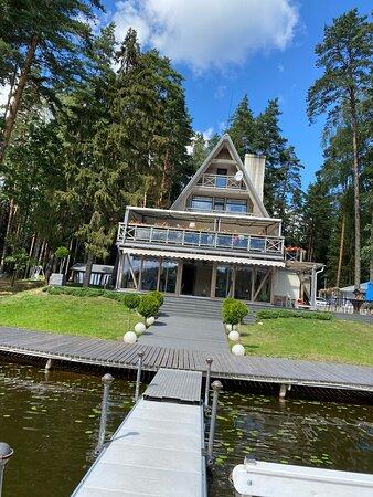 Silene, Letonija: Silentiums Terases Restaurant