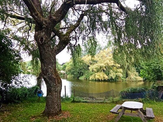 Landudec, France: Parc de loisirs