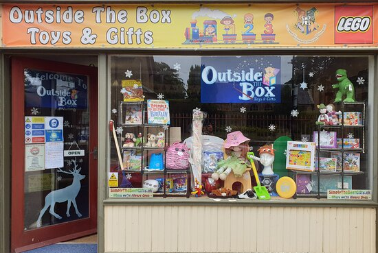 Outside The Box Toys & Gifts