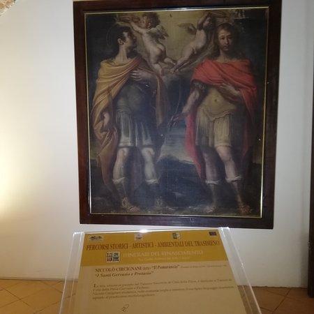 I santi Gervasio e Protasio, patroni di Città della Pieve