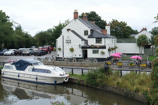 Shardlow, UK: The New Inn