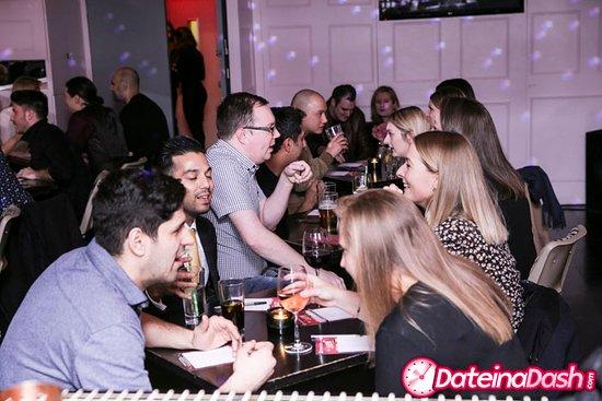 speed dating forumul londrei