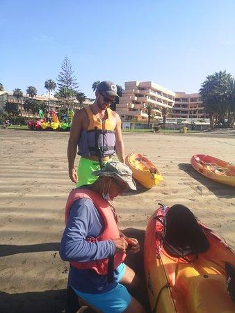 Snorkeling tortue et kayak dauphin