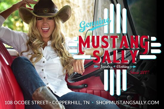 Mustang Sally Clothing and Jewelry