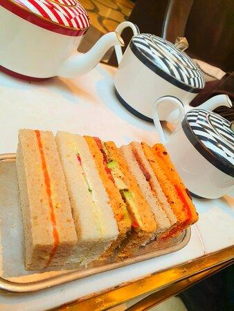 The best afternoon tea in London...definitely