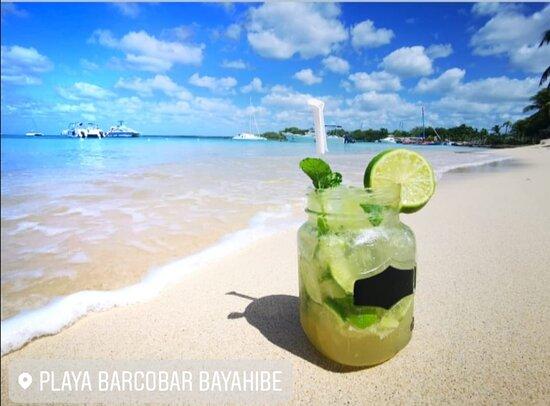 It S Mojito Time Picture Of Playa Barcobar Bayahibe Tripadvisor