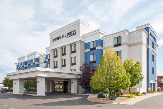 SpringHill Suites Billings, Hotels in Billings