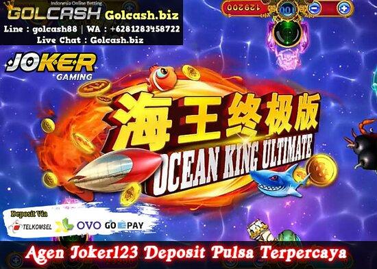 Buleleng Regency, Indonesia: GOLCASH, Agen Joker123 Deposit Pulsa Terpercaya, Situs Joker123 Via Pulsa, Situs Judi Joker123 Deposit Pulsa, Situs Joker123 Indonesia Via Pulsa, Agen Joker123 Indnesia Via Pulsa, Situs Joker123 Slot Pulsa, Joker123 Deposit Pulsa, Situs Joker123 Terpercaya  Kami Bisa Di Hubungi Melalui :  Live Chat GOLCASH : http://112.140.186.94/ Line   : golcash88 WA   : +6281283458722