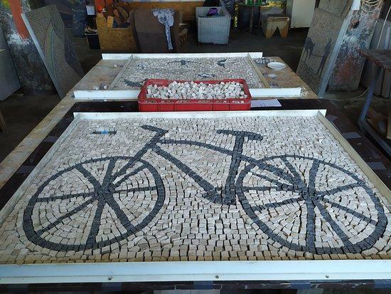 Luka Mozaika - World's Longest Mosaic