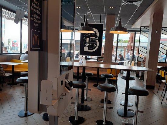 Alsfeld, Deutschland: McDonald's
