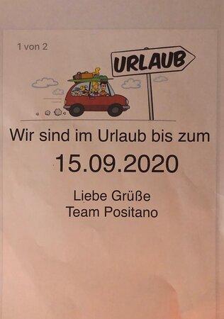 Pfullendorf, Tyskland: Urlaub bis 15-09-2020