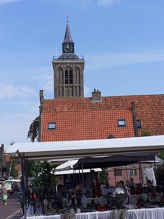 Nederlands Hervormde Kerk De Rijp uit 1655
